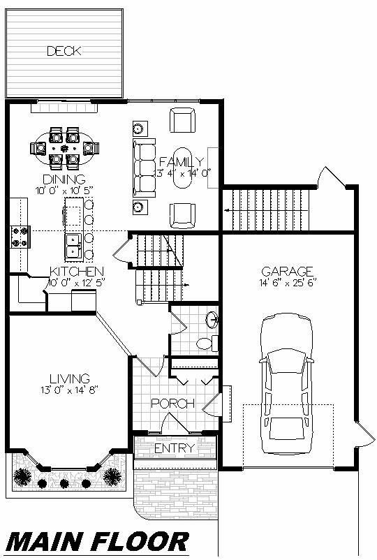 Plan 2002 Main Floor